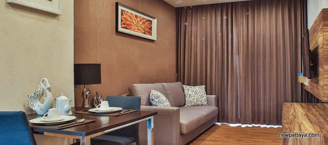 Sea and Sky Condominium Bang Saray