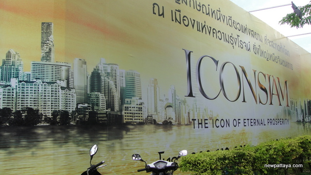 ICONSIAM and Magnolias Waterfront Residences - 16 July 2014 - newpattaya.com