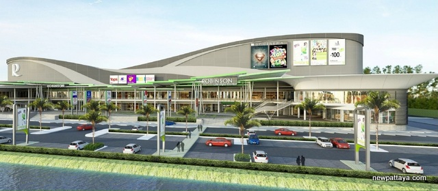 Robinson Lifestyle Center Samut Prakan