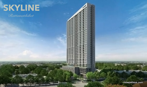 Skyline Rattanathibet Condominium