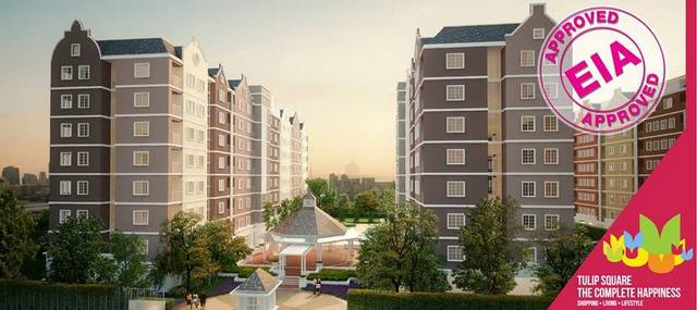 Tulip Condominium at Tulip Square @ Omnoi