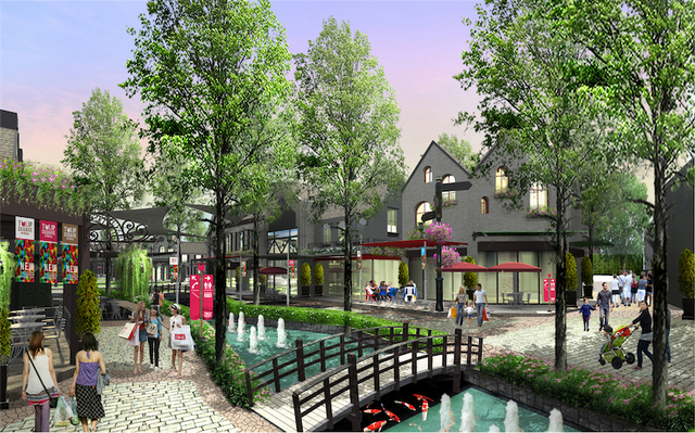 Shopping Mall at Tulip Square @ Omnoi