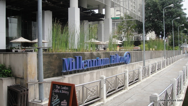 Millennium Hilton Bangkok near ICONSIAM - 1 August 2014 - newpattaya.com