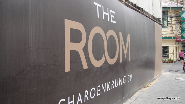 The Room Charoenkrung 30 - 1 August 2014 - newpattaya.com