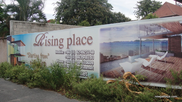 Rising place Pattaya - 27 August 2014 - newpattaya.com