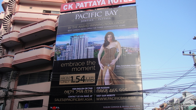 Pacific Bay Jomtien - 15 November 2014 - newpattaya.com