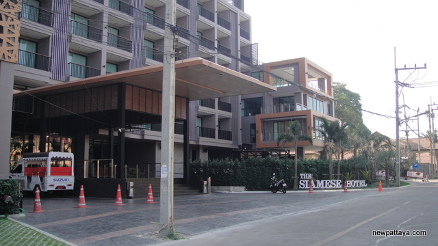 The Siamese Hotel Pattaya - 6 January 2015 - newpattaya.com