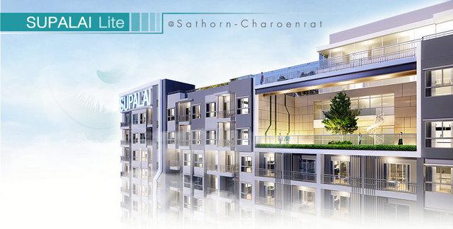 Supalai Lite Sathorn - Charoenrat