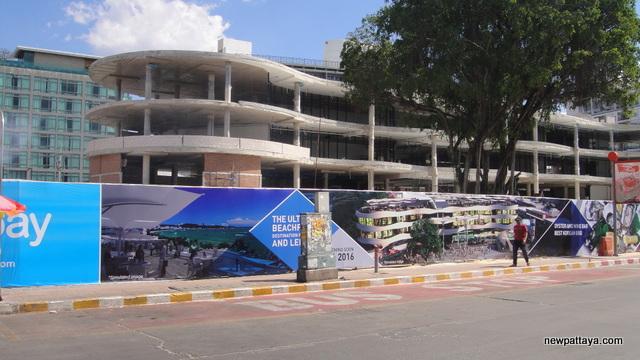 The Bay Pattaya community mall