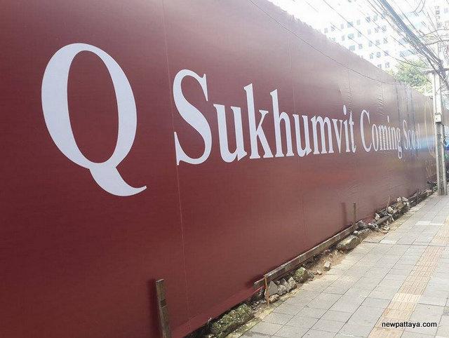 Q Condo Sukhumvit Soi 6 - newpattaya.com