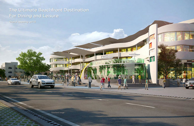 The Bay Mall Pattaya