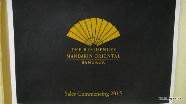The Residences Mandarin Oriental Bangkok