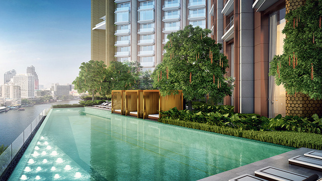 The Residences Mandarin Oriental Bangkok ICONSIAM