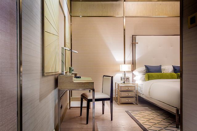 The Residences Mandarin Oriental Bangkok ICONSIAM Bedroom
