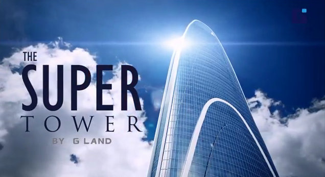 The Super Tower by G Land