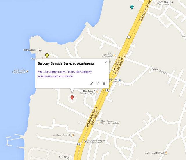 Balcony Seaside Serviced Apartments Google Maps