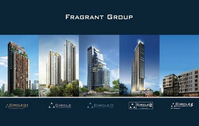 Fragrant Group Circle Projects