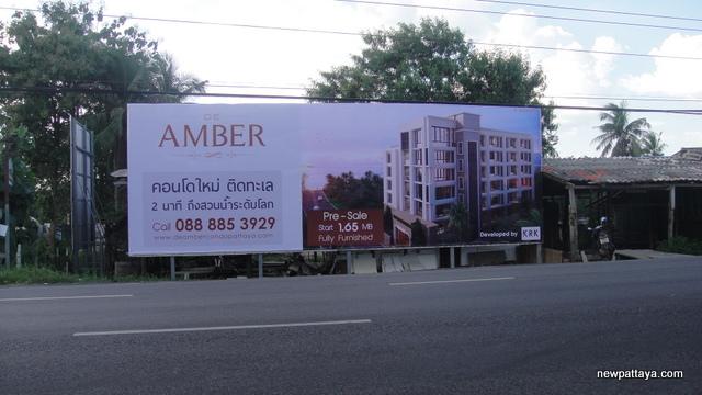 De Amber Condo Bang Saray - 13 November 2014 - newpattaya.com
