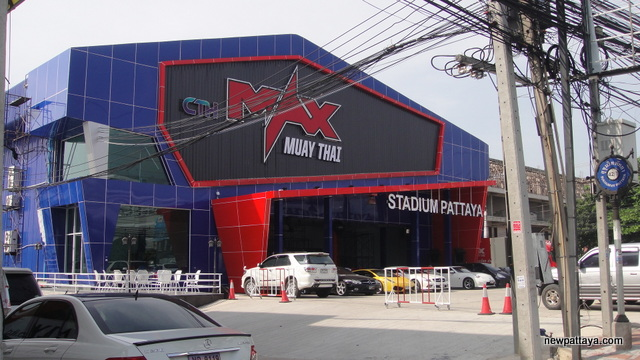 Max Muay Thai Stadium Pattaya - 21 November 2014 - newpattaya.com