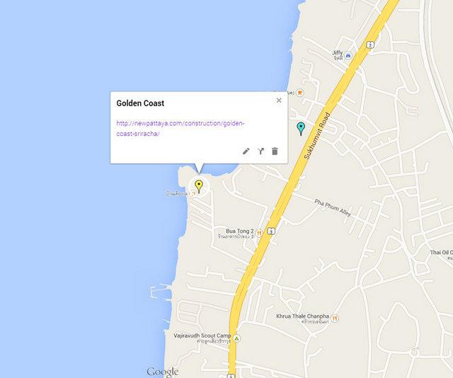 Golden Coast Sriracha Google Maps