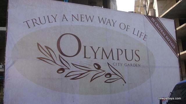 Olympus City Garden Pattaya - 15 December 2014 - newpattaya.com