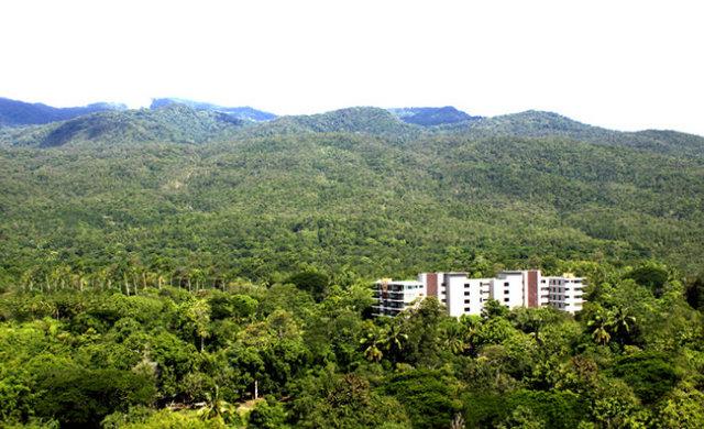 Mountain Front Condominium Chiang Mai