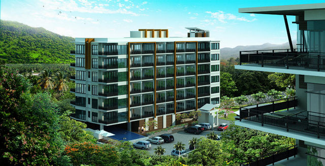 Mountain View Condominium Chiang Mai