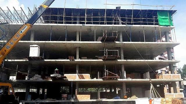 S Condo Chiang Mai Construction 15 June 2014