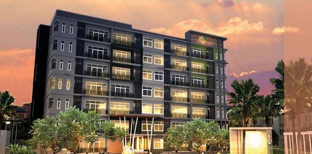 S Condominium Chiang Mai