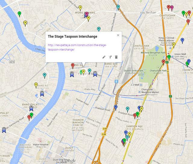 The Stage Taopoon Interchange Google Maps
