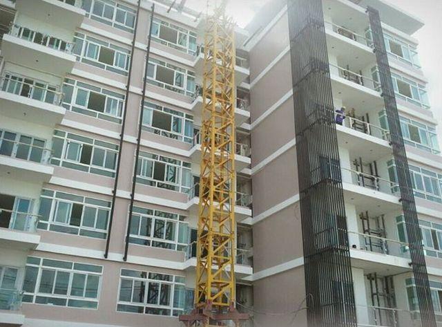 The Unique @ Ruamchok Construction 9 November 2013