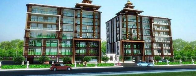 The Unique Condominium @ Koomuang Chiang Mai