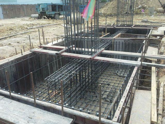 The Unique Condominium @ Koomuang Construction 7 May 2013