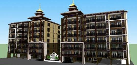 The Unique Condominium @ Koomuang