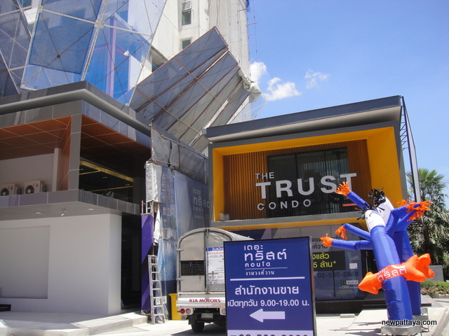 The Trust Condo Ngamwongwan - 5 July 2014 - newpattaya.com