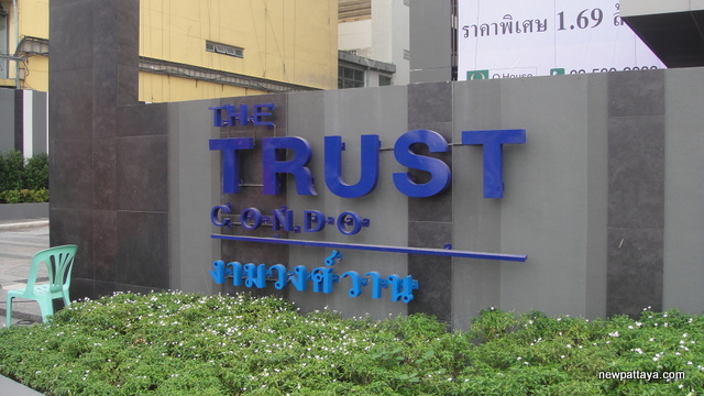 The Trust Condo Ngamwongwan - 28 January 2015 - newpattaya.com