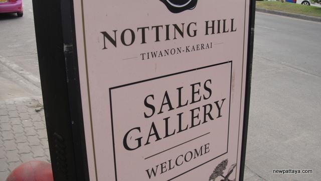 Notting Hill Tiwanon - 28 January 2015 - newpattaya.com