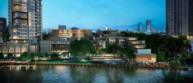 Four Seasons Private Residences at Chao Phraya River