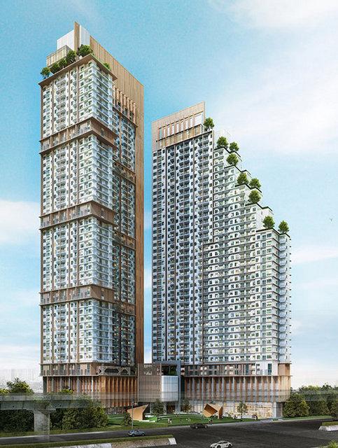 The Posh Twelve Condominium