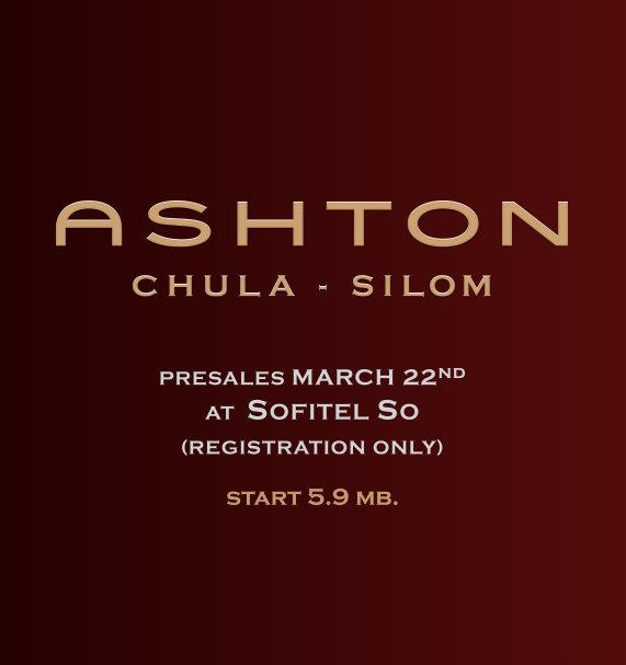 Ashton Chula-Silom