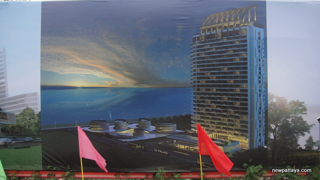 Le Palais Condominium Pattaya