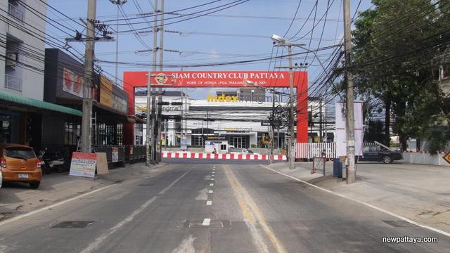 Pattaya Tunnel Traffic Chaos