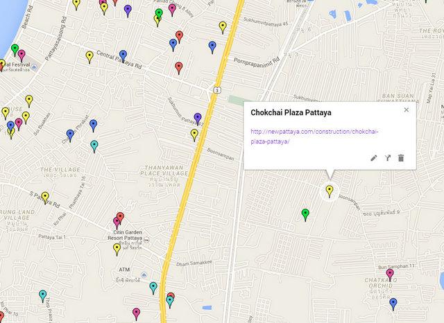 Chokchai Plaza Pattaya