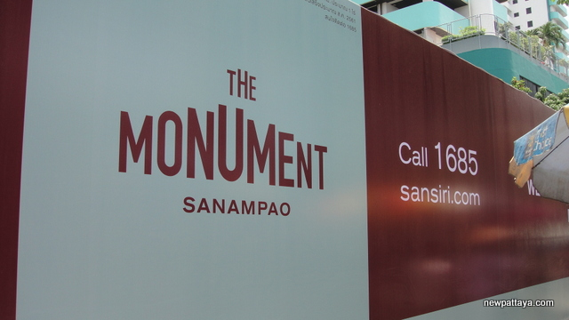 The Monument Sanampao - 26 May 2015
