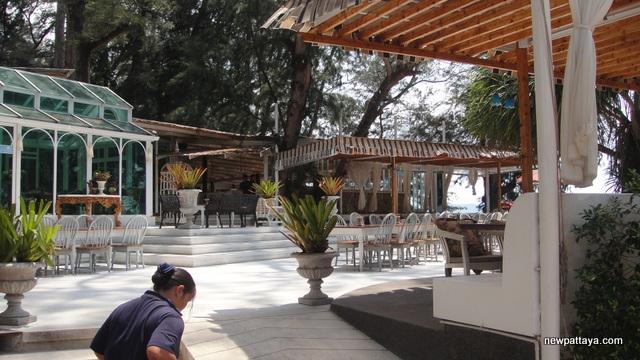 The Glass House Restaurant