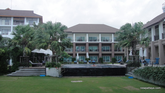 Casuarina Jomtien Hotel - 9 March 2015