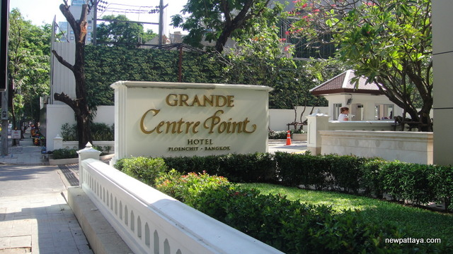 Grande Centre Point Hotel Ploenchit - 30 March 2015 - newpattaya.com