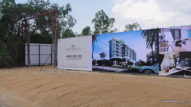 The Senate Residences 2 Jomtien Beach - 9 April 2015 - newpattaya.com