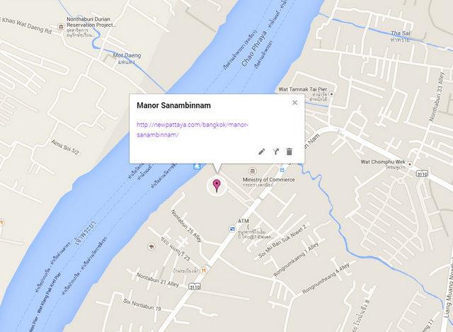 Manor Sanambinnam Map