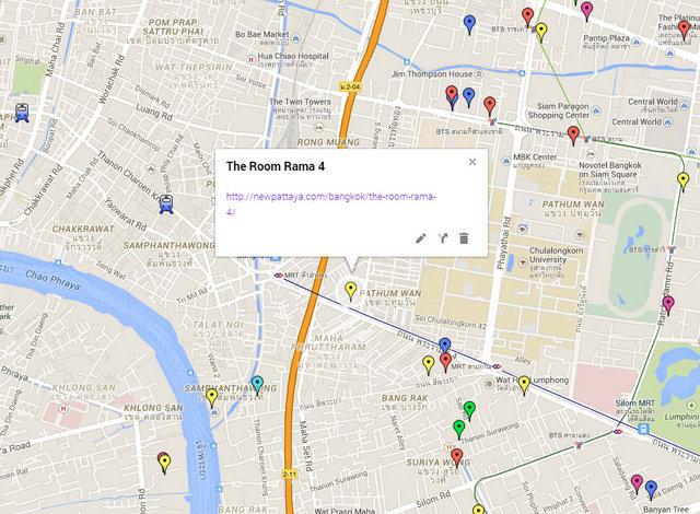 The Room Rama 4 Map